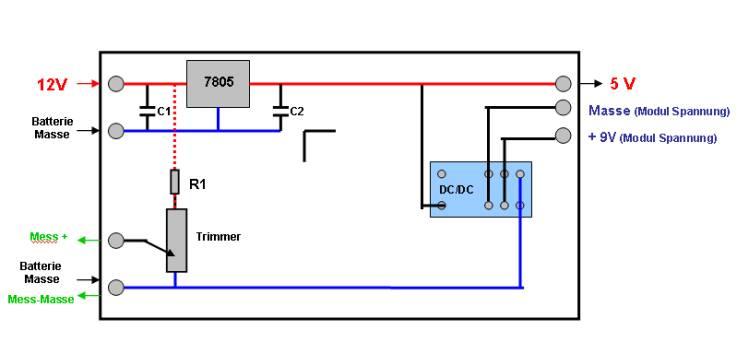 revolt autothermometer kfz usb ladeger t 2xusb lcd. Black Bedroom Furniture Sets. Home Design Ideas
